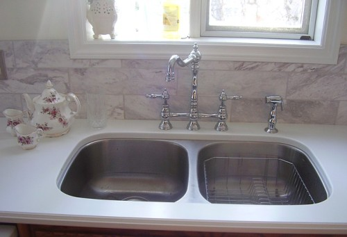 Bathroom Countertops With Sink